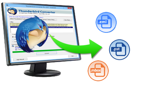 Thunderbird Converter – Free Download Exporter to Migrate